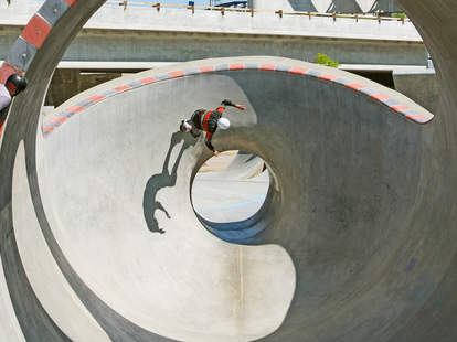 David Armstrong Extreme Park