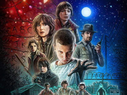 stranger things soundtrack release