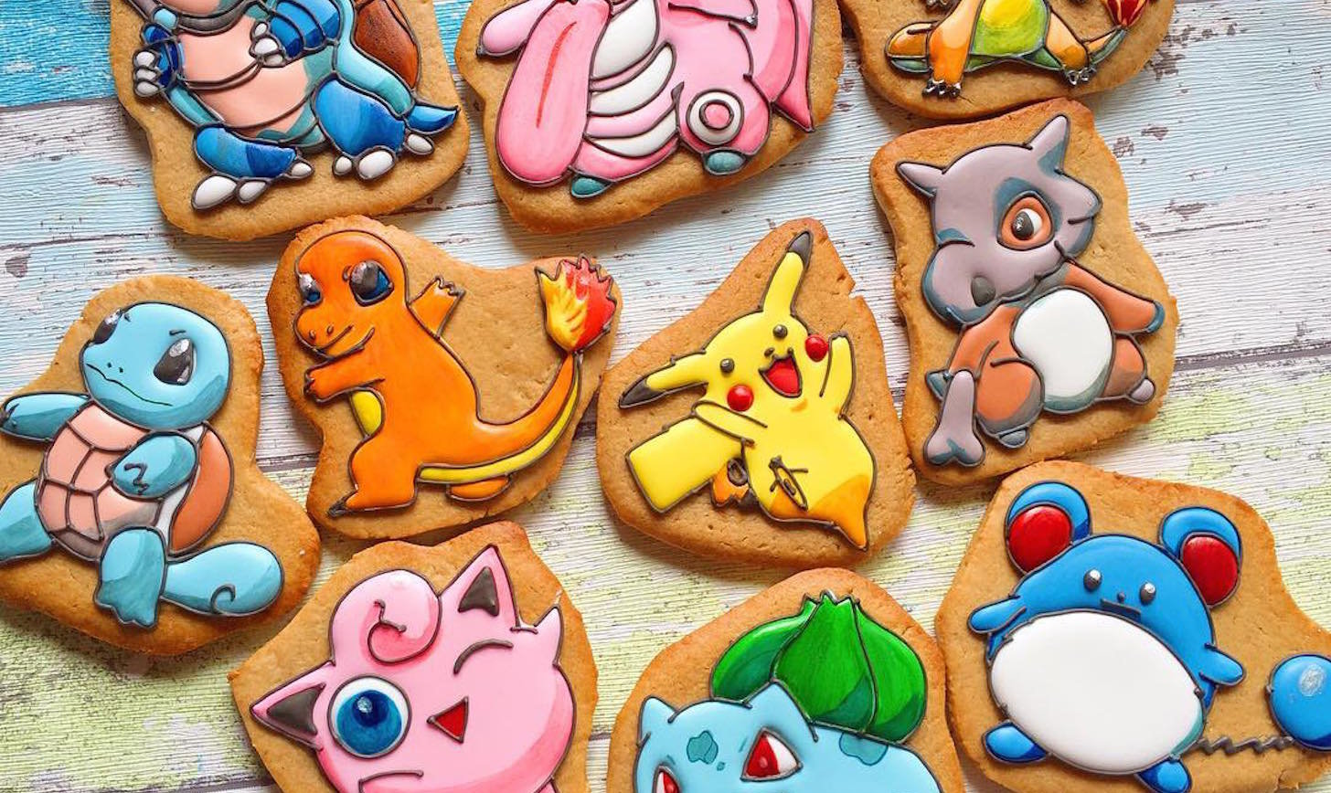 \'Pokémon\' Desserts So Delicious-Looking You\'ll Wanna Eat \'Em All