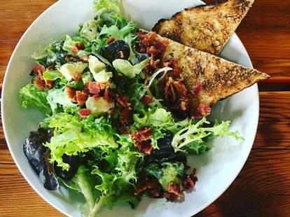 jospehine's toast salad pittsburgh