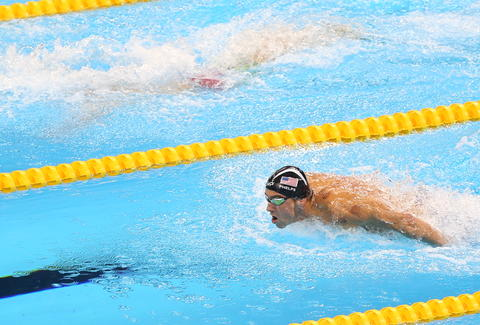 Michael Phelps 200m Butterfly Rio Olympics 2016