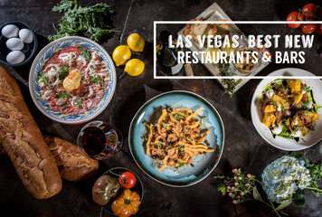 All of the New Restaurants You Have to Try in Las Vegas