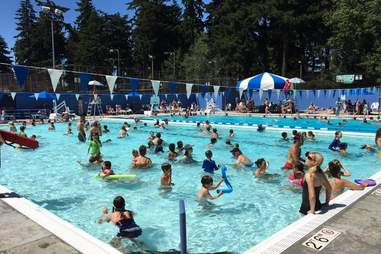 Grant Outdoor Pool