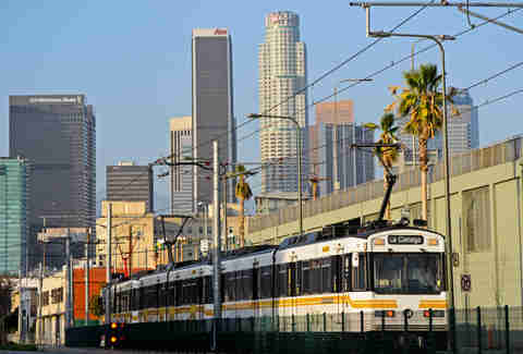 mta los angeles