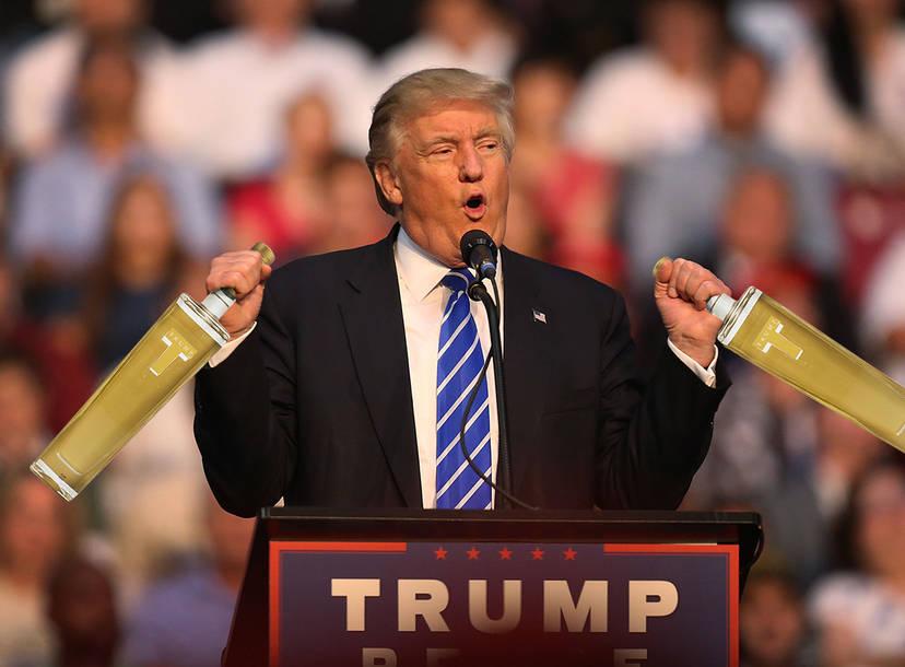 The Donald Trump Drinking Game - Thrillist