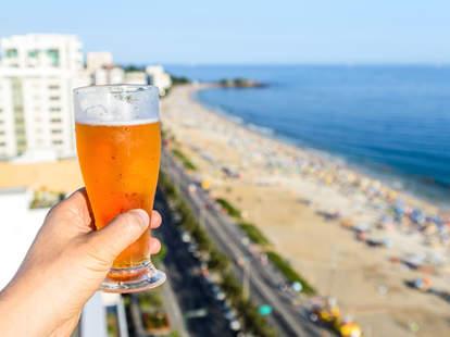 Beer in Brazil