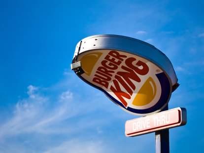 sad burger king