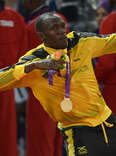 Usain Bolt, 2012 London Games, Olympics