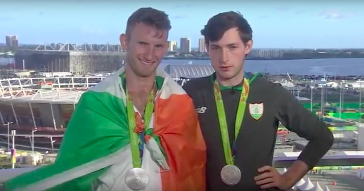 Irish Rowers Deserve a Medal for Their Hilarious Post-Race Interview