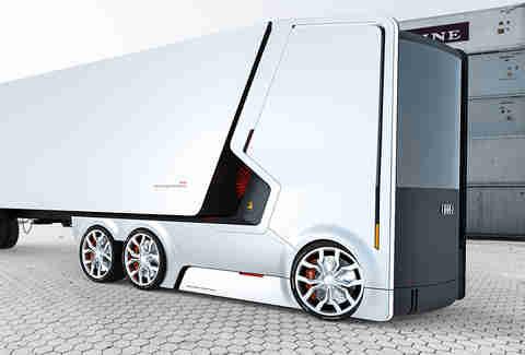 Truck For Audi