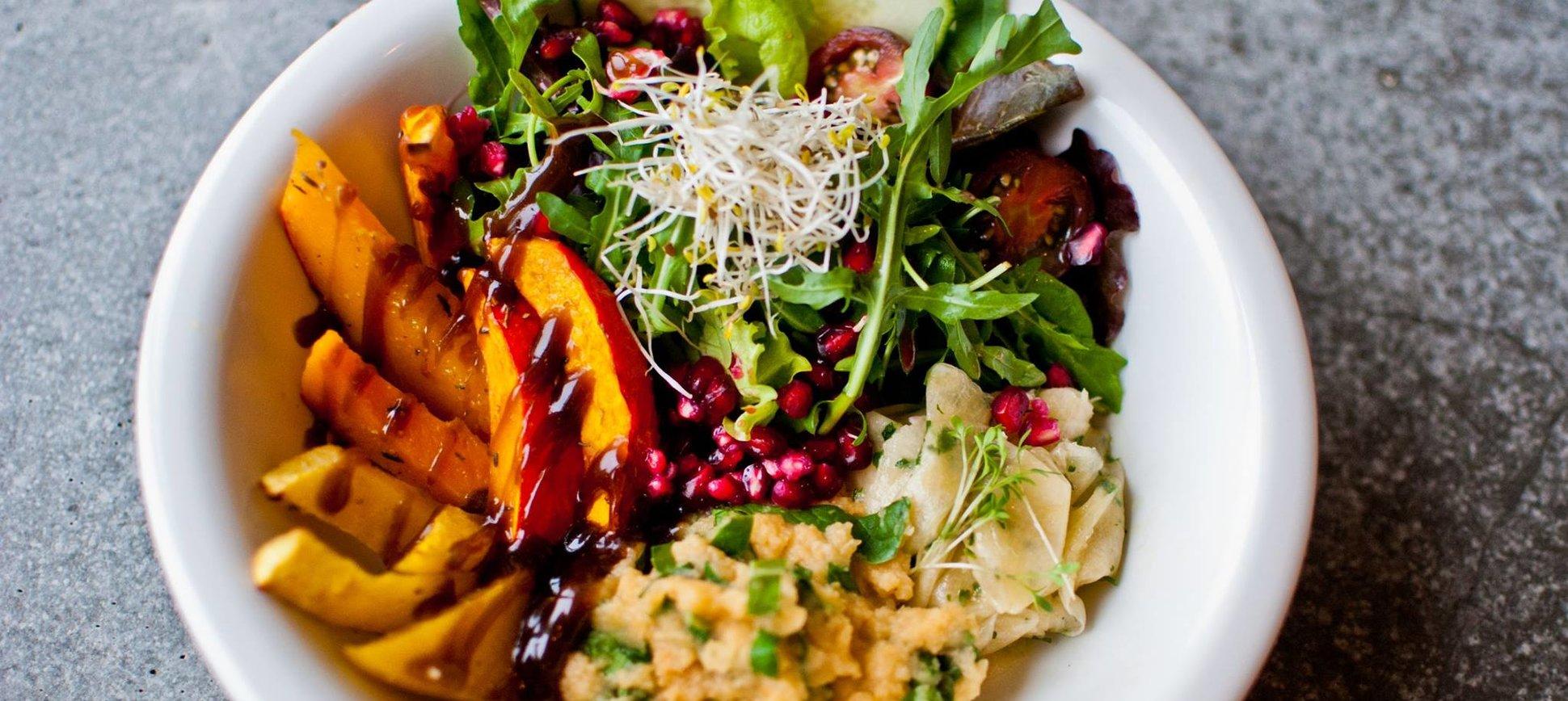 Healthy Restaurants in Berlin That Don\'t Suck