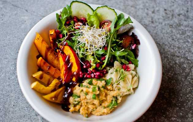 Healthy Restaurants in Berlin That Don't Suck