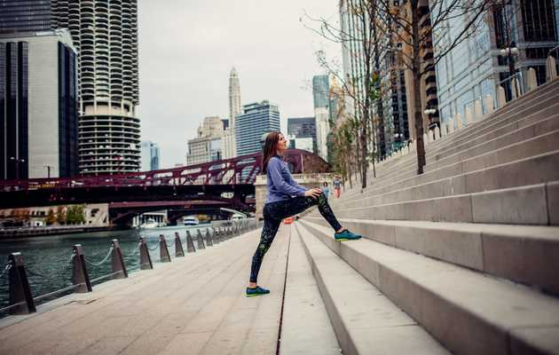 Chicago's Most Beautiful Runs Will Make You Actually Want to Work Out