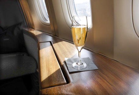 Major Airlines, Ranked by Their Booze