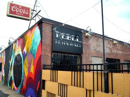 Inventive New American food and great beers at Rebel Restaurant in Denver CO