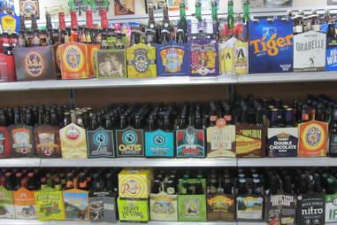 beer in store