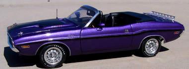 John Fox model cars