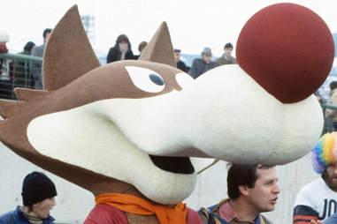 Olympic Mascot Sarajevo