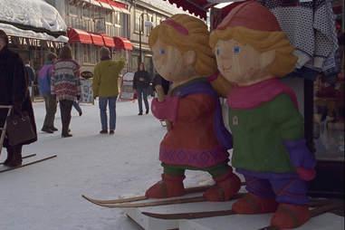 Olympics Mascot Lillehammer