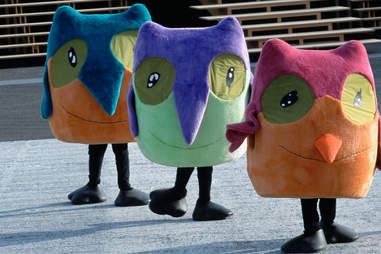 Olympics Mascots Nagano