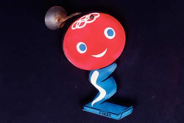 Olympics Mascot Grenoble