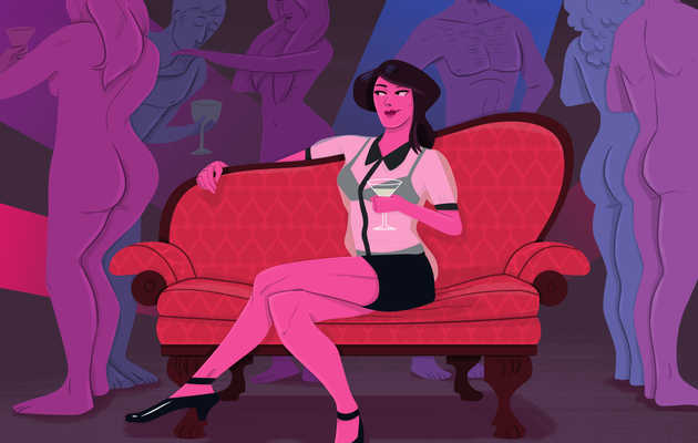 I'm a Stripper, but I Just Visited a Sex Club for the First Time
