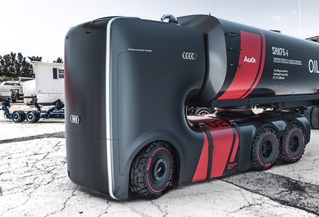 Insane Trucks of the Future Will Soon Hit the Highways