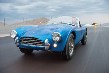 Carroll Shelby's Cobra