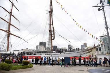 Portugal House Rio Sagres Naval Ship