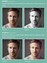 instagram filters of ryan gosling