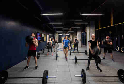 Ice CrossFit NYC