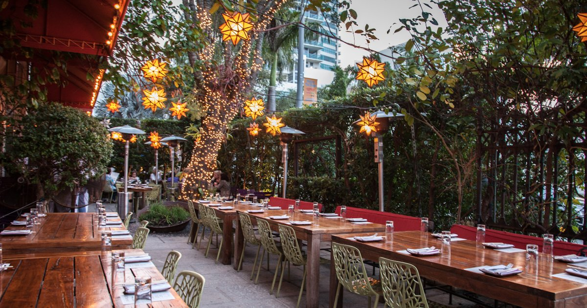 Best Date Spot In Every Miami Neighborhood Thrillist