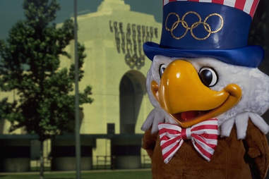 Olympic Mascot Los Angeles