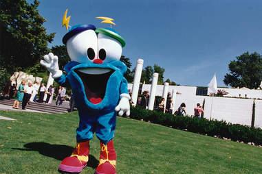 Olympics Mascots Atlanta