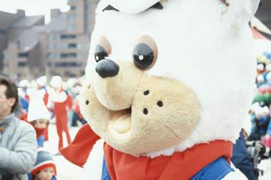 Olympics Mascot Calagary