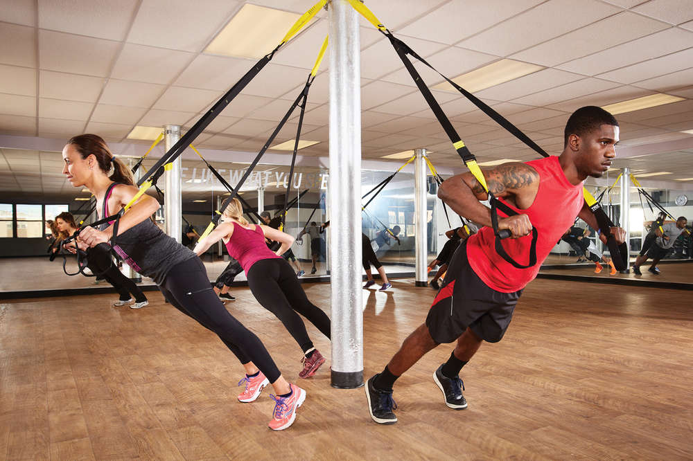 How To Work Out For Free In New York City Thrillist