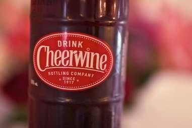 cheerwine bottle