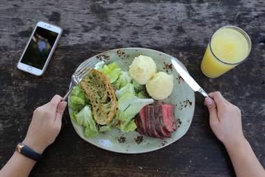 Tender Greens dish