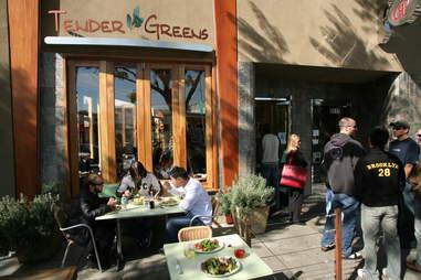 Tender Greens exterior