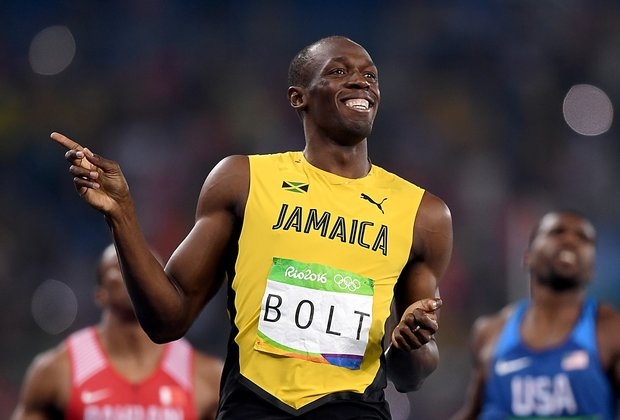 Usain Bolt Teasing De Grasse Mid-Race Was a Charming Display of Friendship