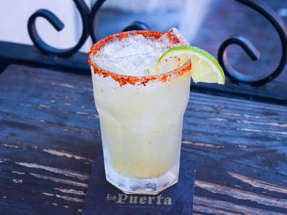 Margaritas in San Diego