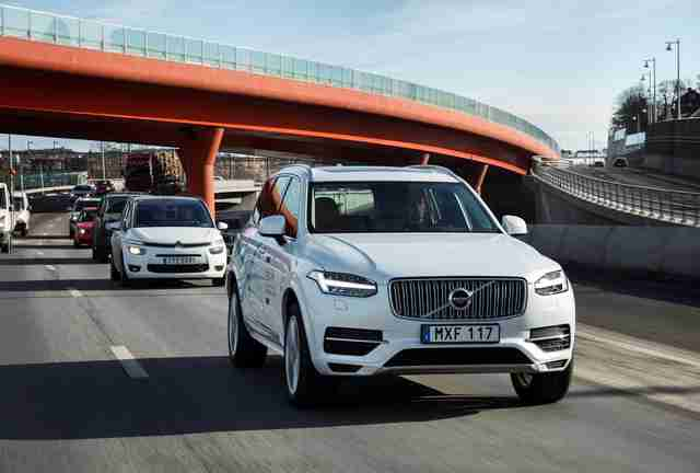 Uber Testing Self Driving Cars In Pittsburgh Announces Volvo