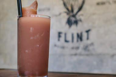 slushie cocktail