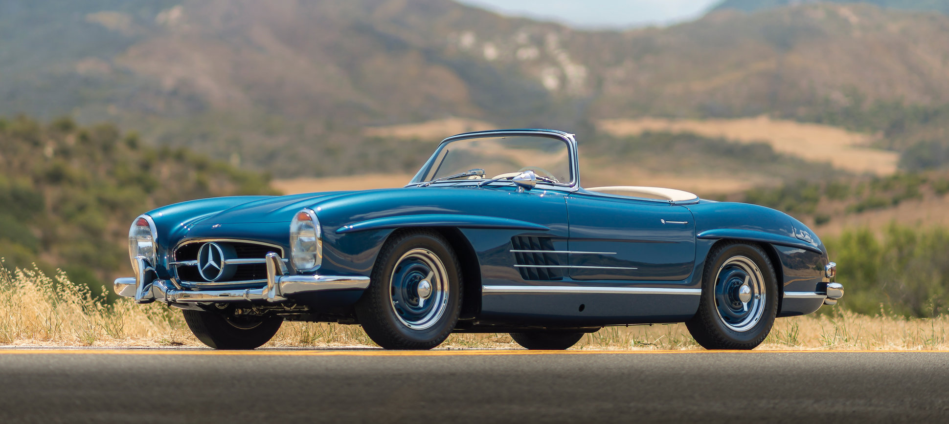 The Most Drop-Dead Gorgeous Cars at the Monterey Auctions This Weekend
