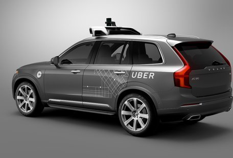 Say Goodbye to Your Uber Driver: Volvo\'s Making a Driverless Uber Fleet