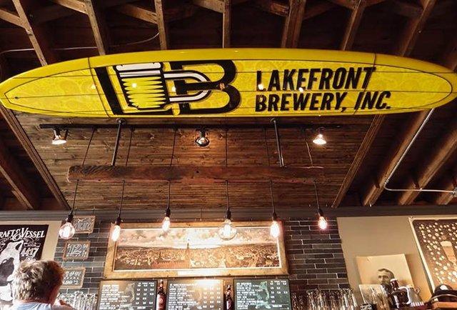 Lakefront Brewery Thrillist Milwaukee