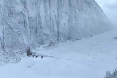 The Wall Game of Thrones Season Seven