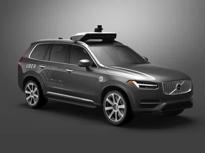 Driverless Uber