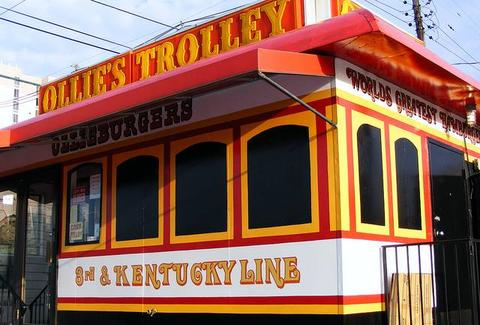 Ollie's Trolley Louisville Kentucky