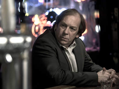 bill camp as detective box on the night of